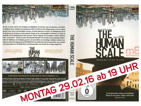 The human scale filmvorstellung architekt stadtplanung jan gehl m8architekten st%c3%a4dtebau preview